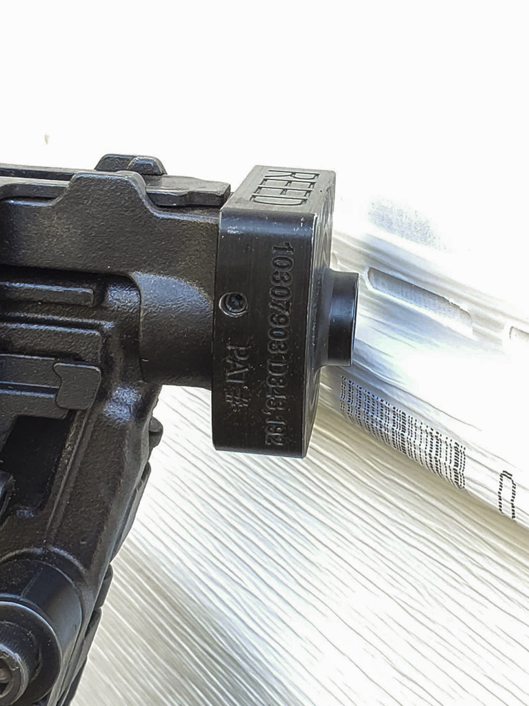 Reed Adapter Attachment For Vinyl Siding Installation